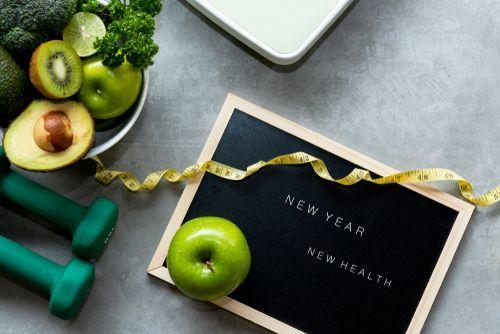 ٢٠٢٠ عام جديد خالي من الأمراض ، الوزن المثالي
