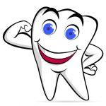 tooth-cartoon-vector